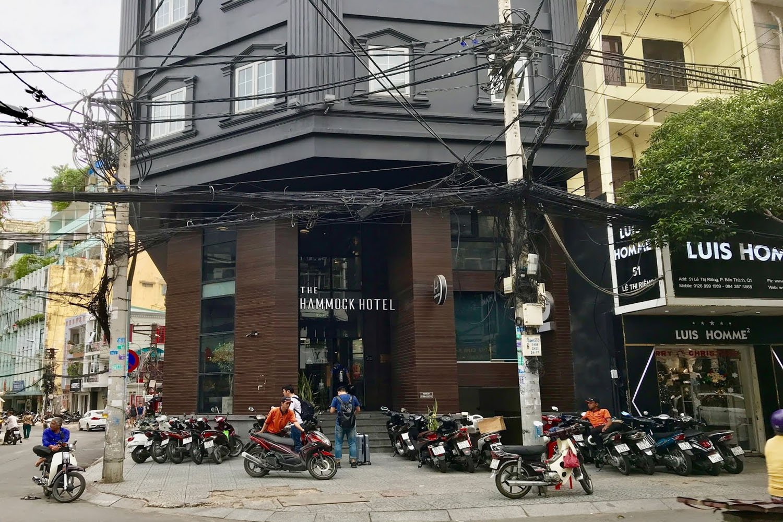 The Hammock Hotel Ben Thanh