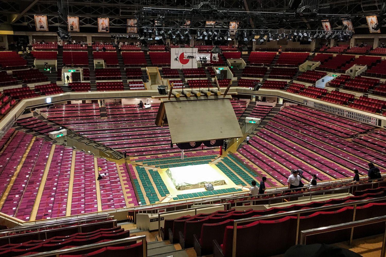 Sân vận động Kokugikan Sumo