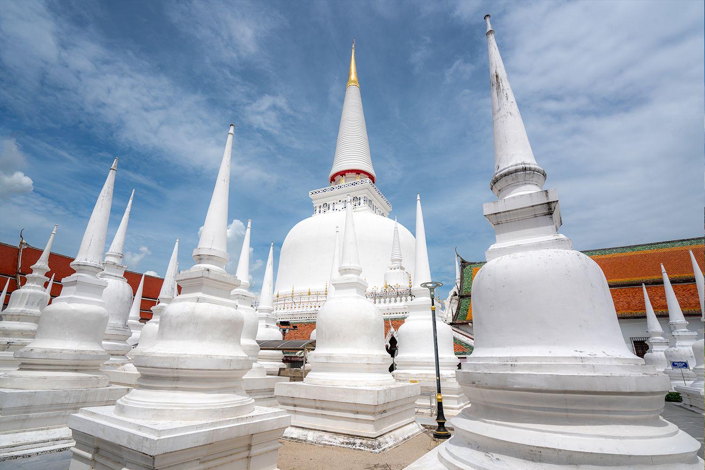 Đền Wat Phra Mahathat