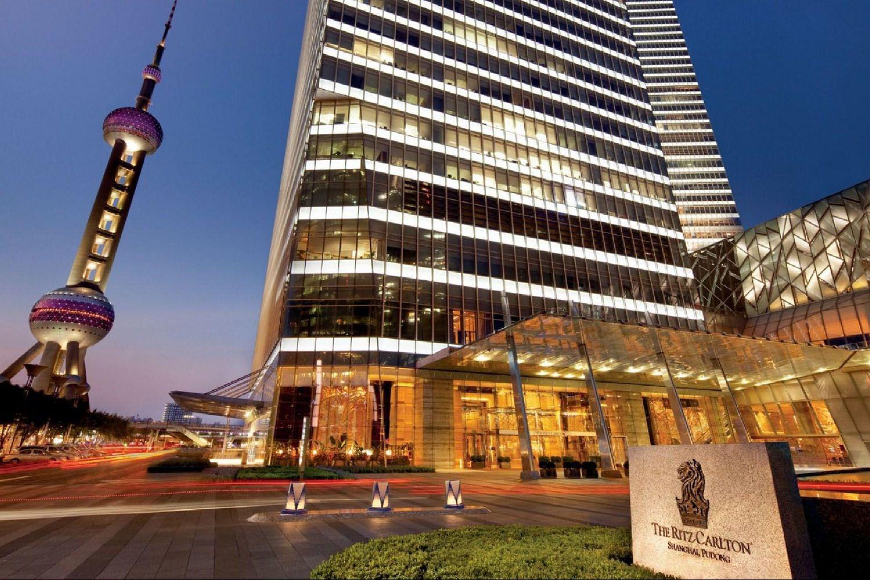 Khách sạn Ritz-Carlton Thượng Hải