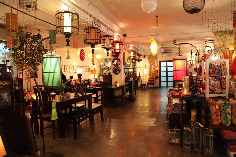 Tiệm cà phê Peter Hoe Beyond