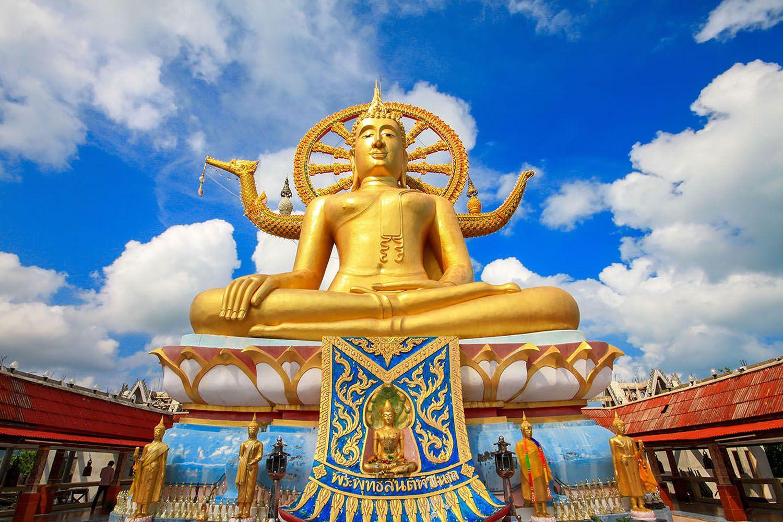 Big Buddha (Tượng Phật lớn)