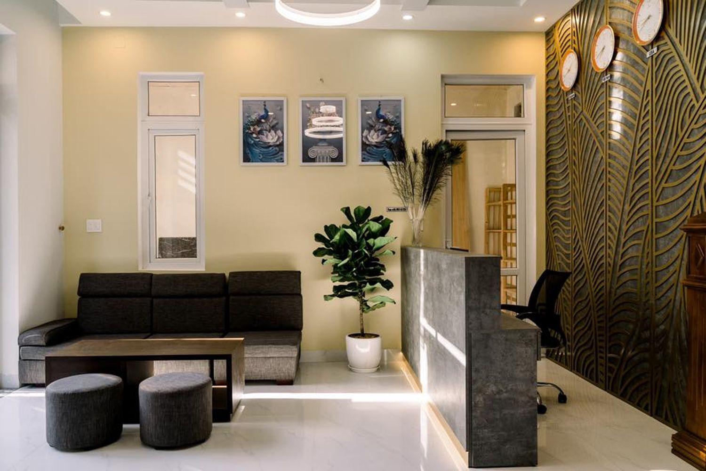 Phòng khách Tự Do Homestay
