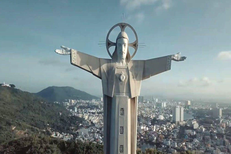 Kiến trúc tượng chúa Kitô Vũng Tàu