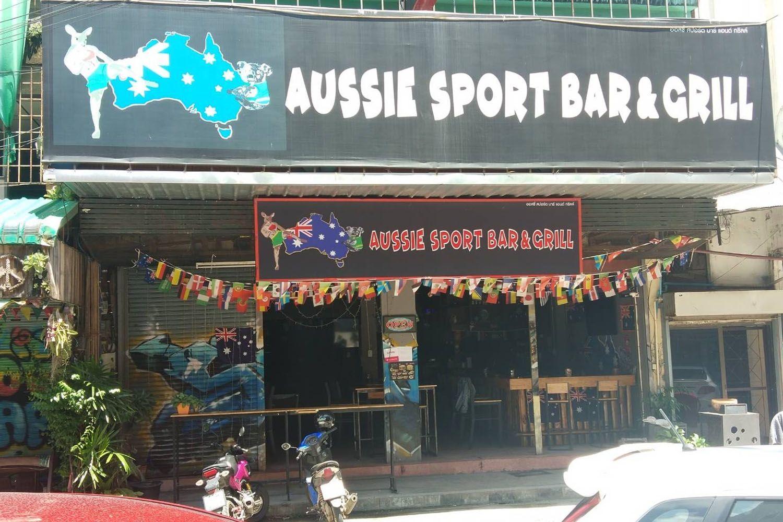 Aussie sport bar