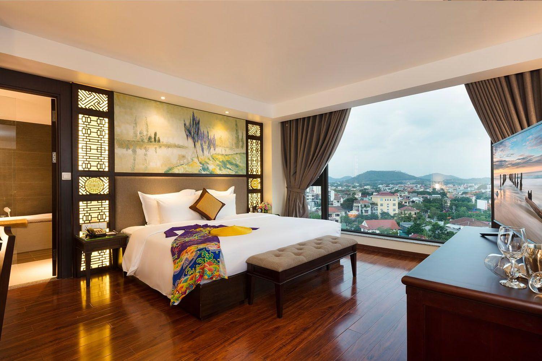 Các căn phòng có tiện nghi phục vụ khác nhau tùy thuộc vào giá cả