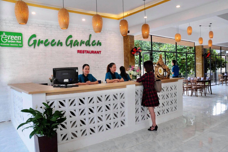 Green Garden Huế