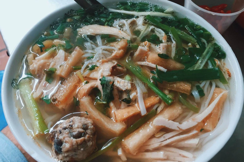 Bún thang Hạ Hồi (Nguồn: Foody.vn)