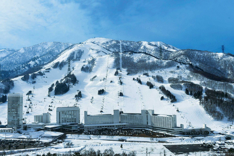 Khu nghỉ dưỡng trượt tuyết Naeba