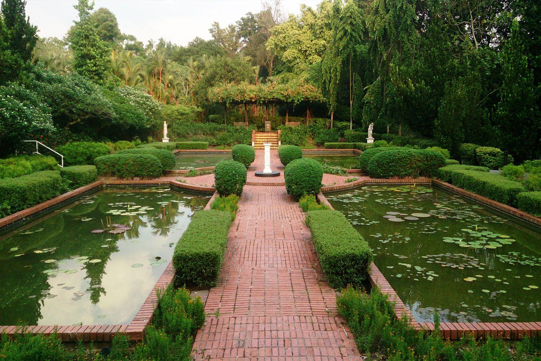 Singapore Botanic Gardens - Vườn bách thảo Singapore