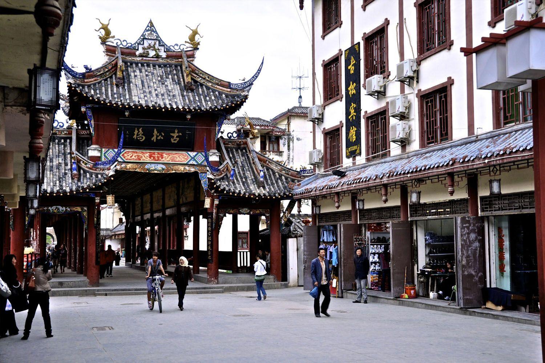 Phố cổ Tùng Phan