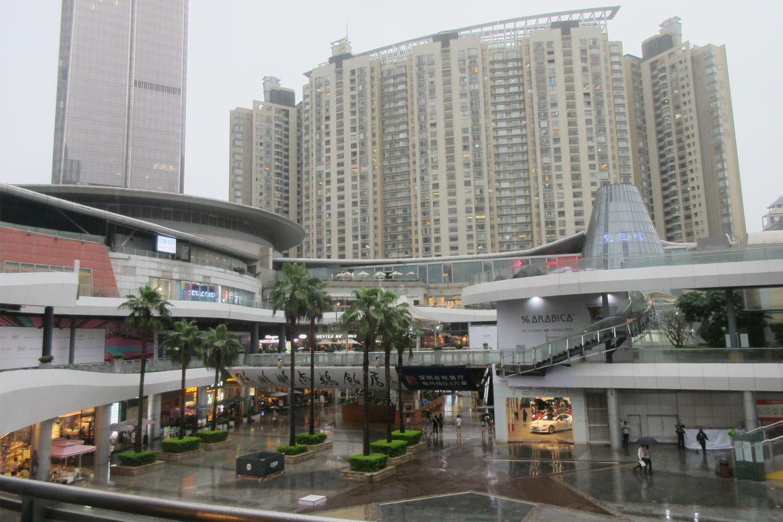 Ghé thăm trung tâm mua sắm Futian Coco Park