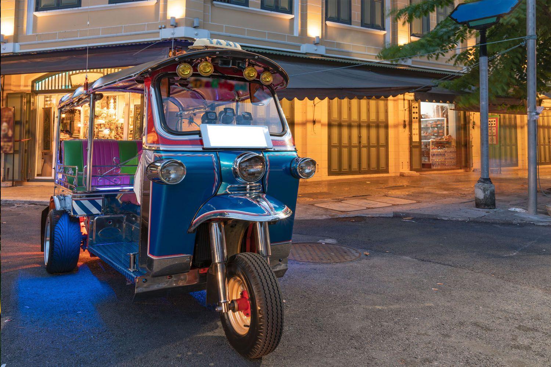 Phương tiện đi lại ở Thái Lan