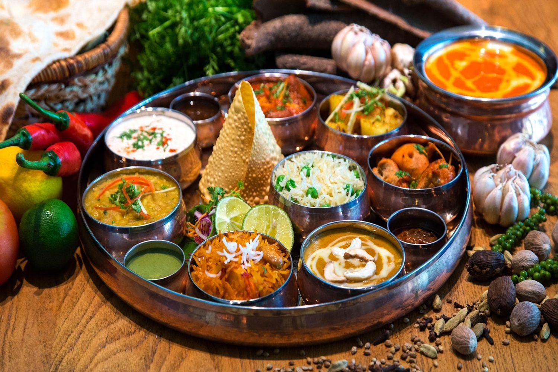 Món Ấn Độ