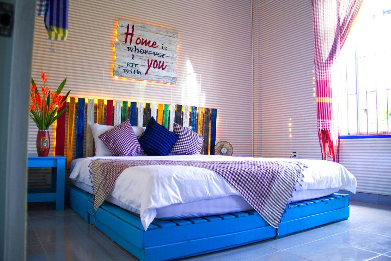 Phòng ngủ Shmily Homestay Huế