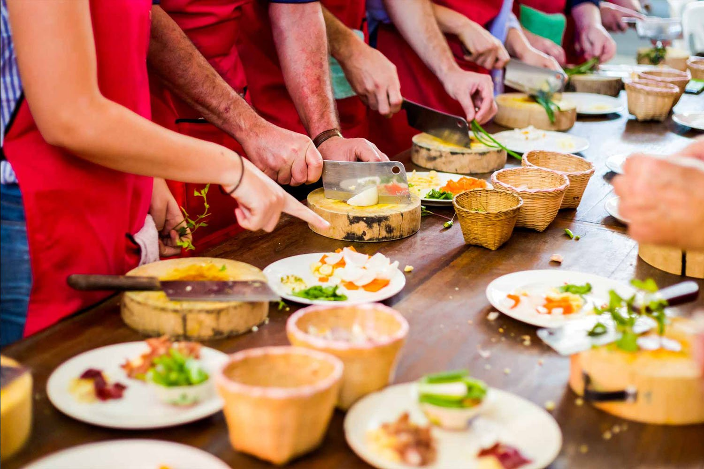 Học nấu món Thái