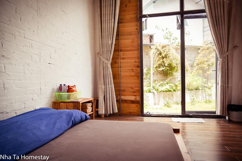 Phòng ngủ Nhà ta Homestay