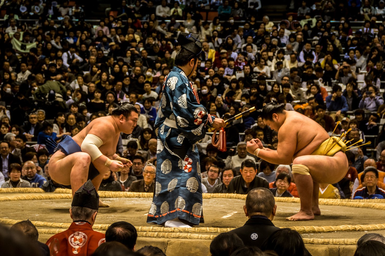 Championship Wrestling Sumo