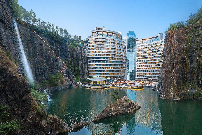 Khách sạn 5 sao Thượng Hải Tianmashan Pit