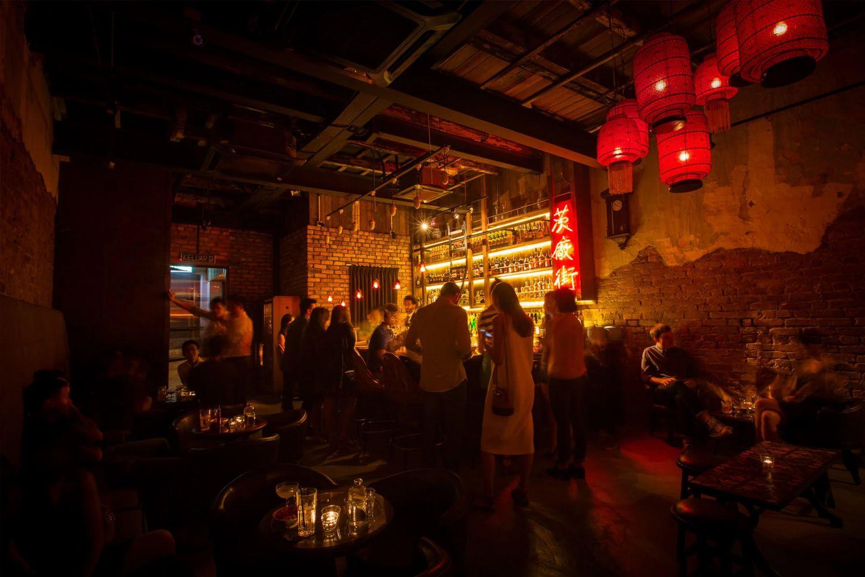 Quầy bar PS150 - Cocktail Bar ở khu phố Tàu Kuala Lumpur
