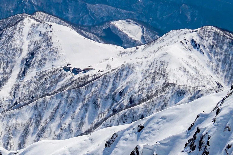 Khu nghỉ dưỡng trượt tuyết Tanigawadake Tenjindaira