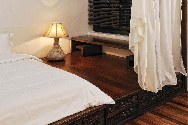 Nội thất phòng ngủ tại Courtyard @ Heeren Boutique Hotel, Melaka