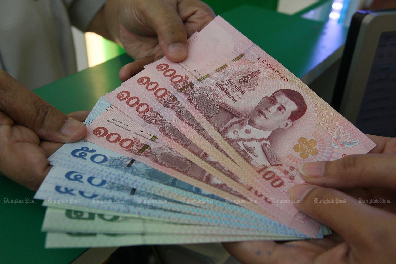 Tiền boa và tiền thối