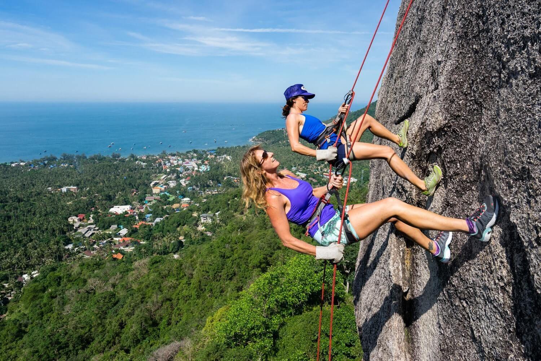 Rock Climbing & Hiking
