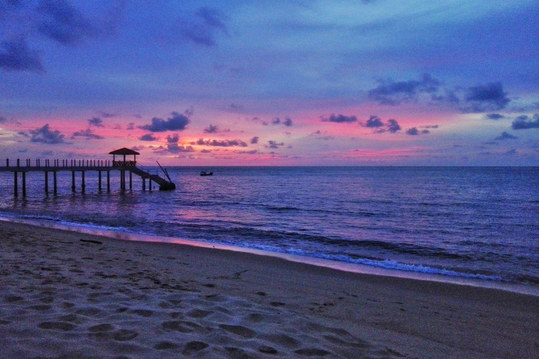 Bãi biển Kerachut Beach