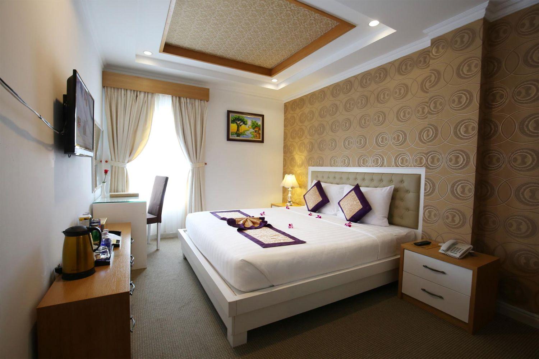 Phòng ốc khách sạn Nesta