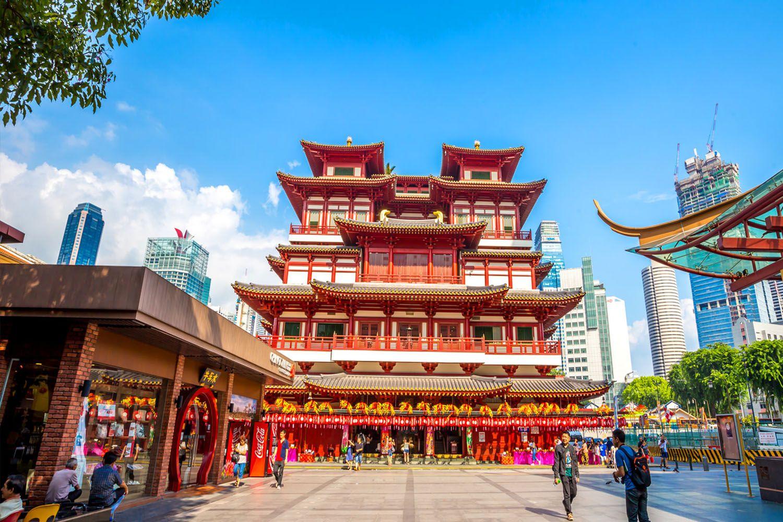 Khu phố Tàu China Town