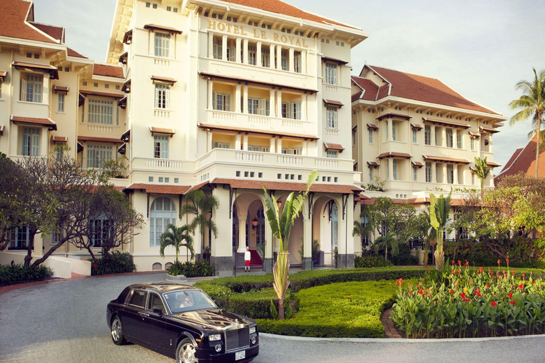 Khách sạn Raffles Le Royal