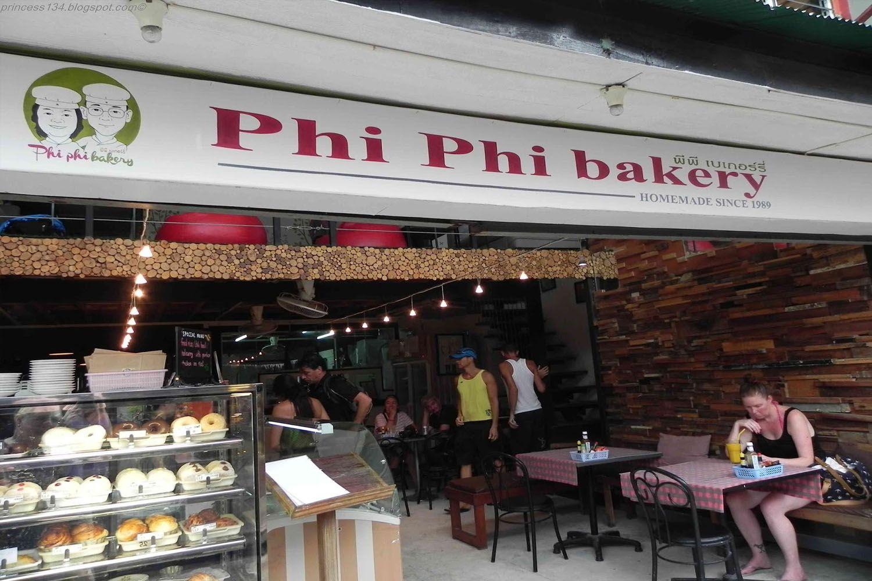 Phi Phi Bakery
