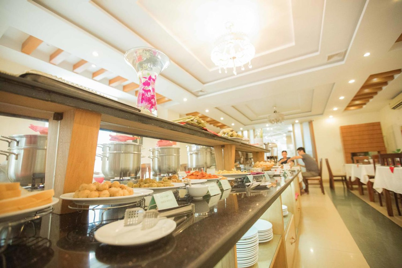 Nhà hàng của Khách sạn Hoàng Hải