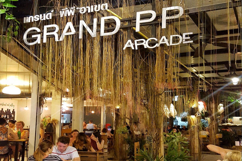 Grand PP Arcade