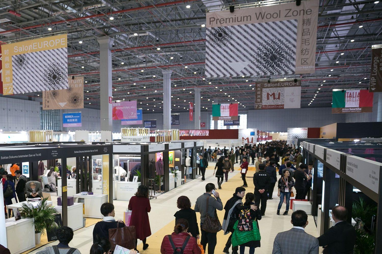 Hội chợ dệt may Quốc tế Thượng Hải mùa xuân