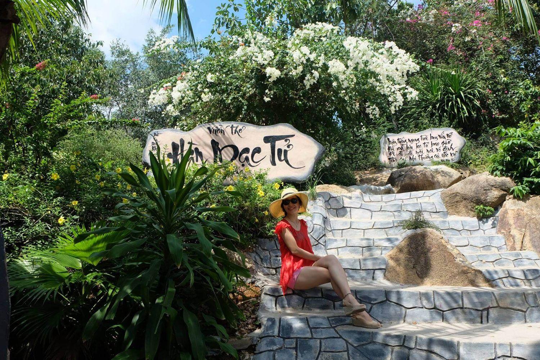 Vườn thơ Hàn Mặc Tử