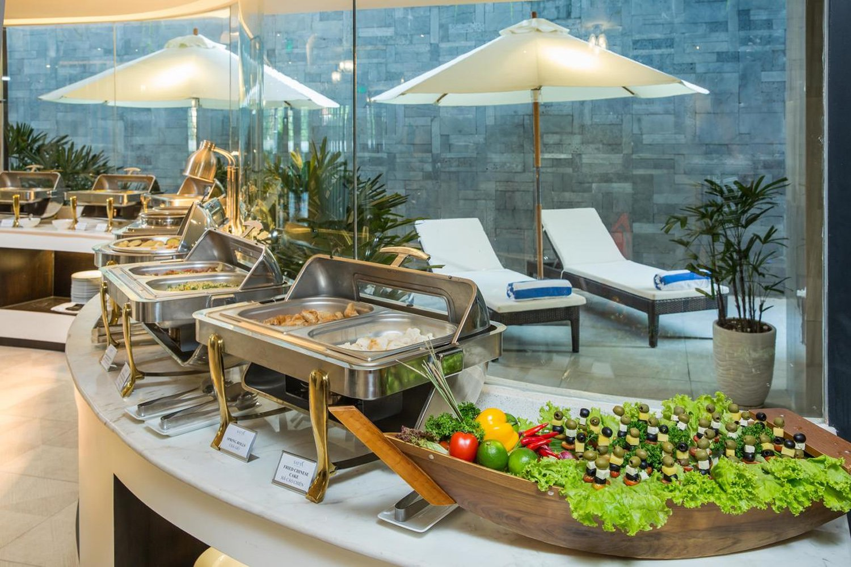 Ẩm thực ở Satya Da Nang Hotel