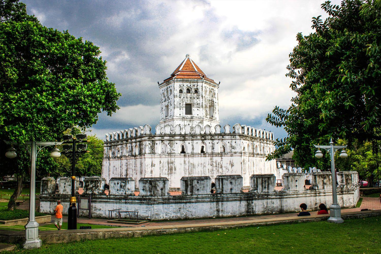Pháo đài Phra Sumeru