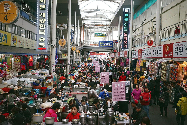 Chợ Seomun