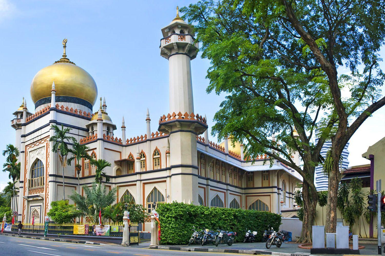 Nhà thờ Hồi giáo Hajjah Fatimah