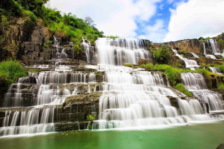 Nét đặc sắc của khu du lịch thác Cam Ly