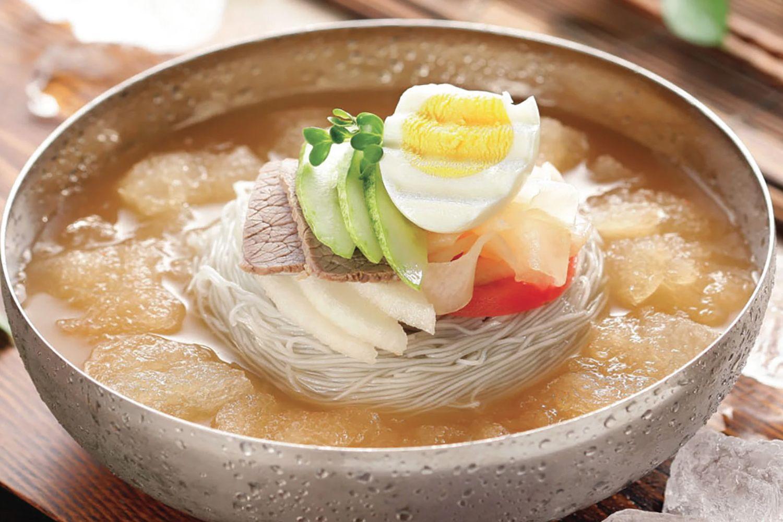 Mul Naengmyeon (Mì lạnh)