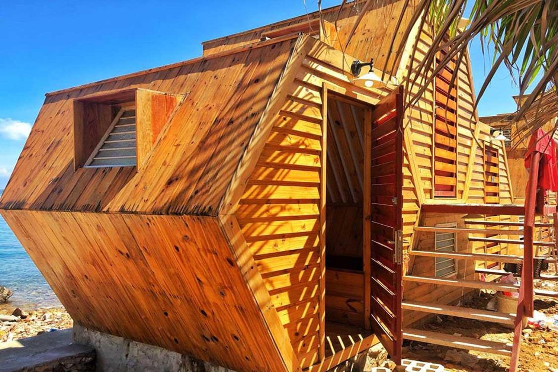 Phòng tổ ong ở Humiso Nam Du