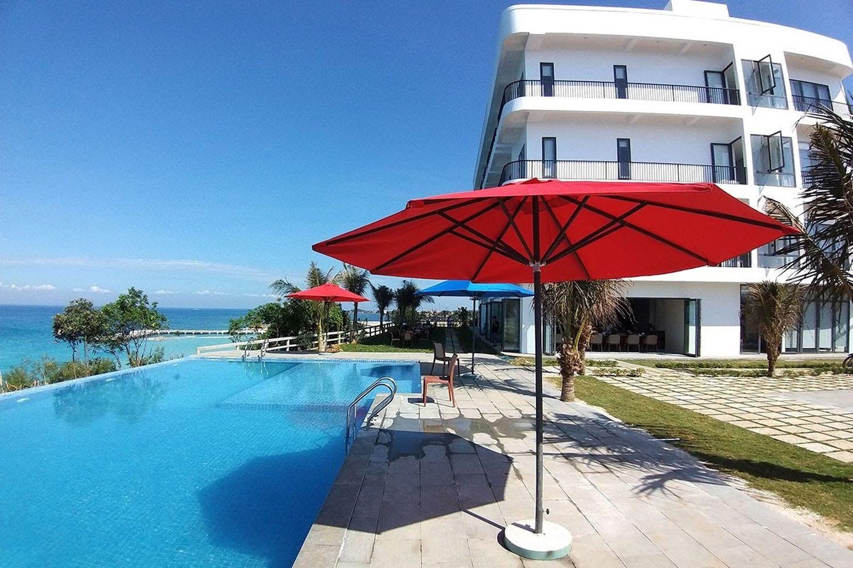 Ly Son Pearl Hotel & Resort luôn là điểm đến yêu thích của nhiều du khách
