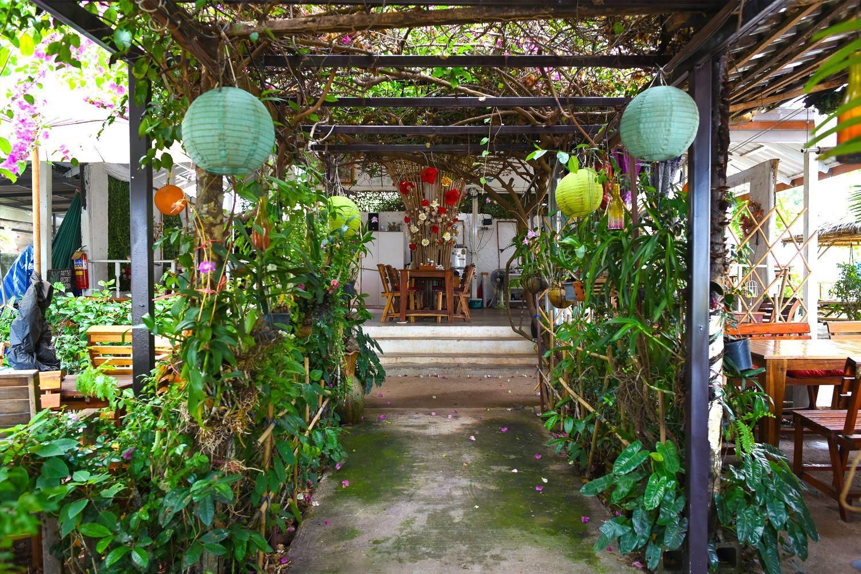 Nhà hàng Patty's Secret Garden