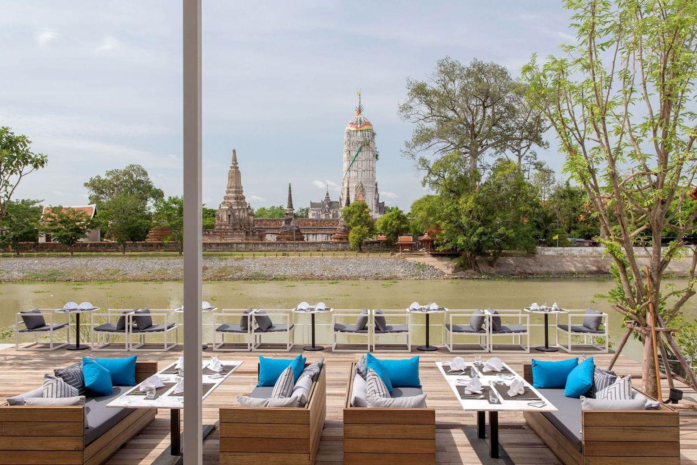 Quán ăn và đồ uống Sala Ayutthaya