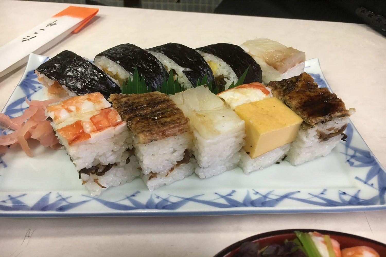 Oshizushi