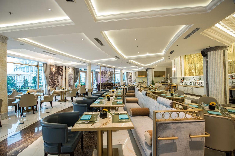 Nhà Hàng Vinpearl Resort Hạ long
