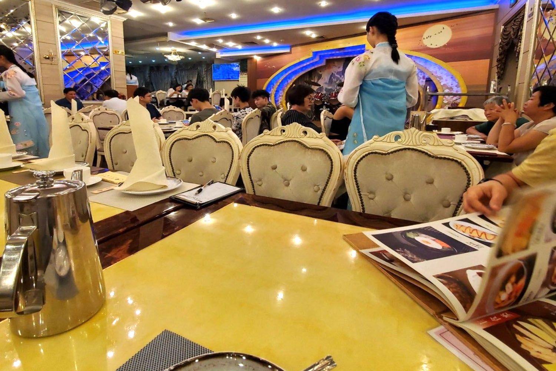 Nhà hàng Triều Tiên Pyongyang Koryo